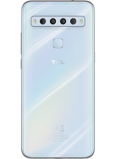 TCL TCL 10L 6GB 256 GB Arctic White (T770H) Renkli
